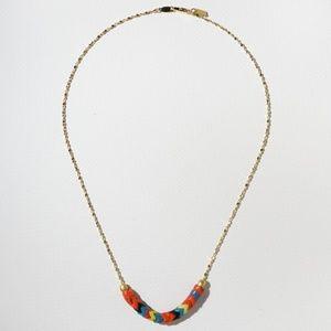 Vanessa Mooney - The Morrissette Necklace  Gold